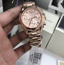Michael Kors Bradshaw Rosegold-tone ladies Watch MK5799