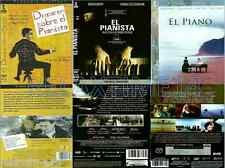 3 DVD'S EL PIANO,EL PIANISTA, Y DISPAREN SOBRE EL PIANISTA NEW DVD