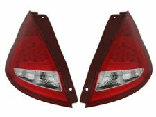 CLEAR LED REAR LIGHTS LAMPS FOR FORD FIESTA MK7 JA8 10/2008 - 2013 NICE GIFT