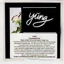 (HA630) Yung, Uncombed Hair - DJ CD