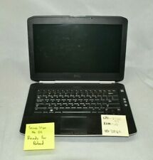 Dell Latitude E5420 i3-2330M 2.2Ghz, 4GB RAM, 320GB HDD, NO OS NO AC ADAPTER