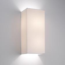 Luminaire applique 2x60w E27 0768 CHUO 380  + abat-jour ASTRO