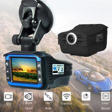 2in1 HD Car Hidden DVR Recorder Video Dash Cam Camera Laser Radar Speed Detector