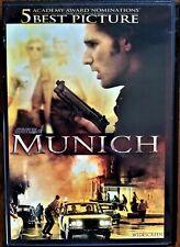 Munich (Dvd, 2006) Steven Spielberg (Dir), Eric Bana, Daniel Craig, W/Case
