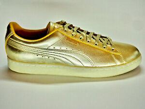 Puma Suede Classic 50th Gold/Puma Archive/Jubiläumsschuhe/Sneaker/gold/36634101
