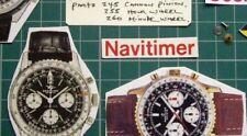 Breitling Navitimer toptime Premier. Kit de impulsión final. #245+255+260 Cal.178 Venus