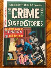 EC CRIME SUSPENSTORIES #14 1996 1950's EC COMICS REPRINT BY Ross Cochran
