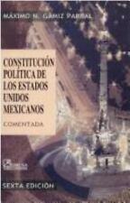 Constitucion Politica De Los Estados Mexicana (Spanish Edition)-ExLibrary