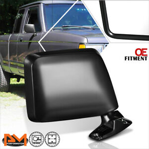 For 83-92 Ford Ranger/Bronco II OE Style Manual Side Rear View Door Mirror Right