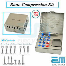Bone Compression Kit, Sinus Lift, Bone Prosthodontic Dental Implants Surgical CE