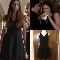 Theory Silk Blend Keresa Dress SA 4/Small ASO Elena Gilbert The Vampire Diaries