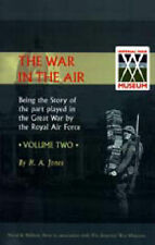 Official History - War in the Air: v. 2 by H.A. Jones (Paperback, 2002)