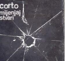 CORTO CD Mijenjaj stvar Album 2011 Kazaliste lutaka Kolega Jedna zalosna pjesma