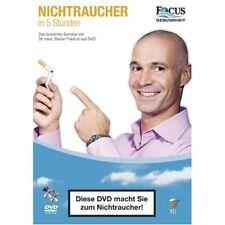 NICHTRAUCHER IN 5 STUNDEN - Erfolgsseminar mit Dr. Stefan Frädrich (2 DVDs)*NEU*