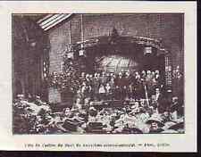 1901  --  PARIS IXme  FETE DE L ARBRE DE NOEL  Q665