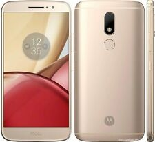 Moto M (Gold, 32 GB) |16/8 MP |3GB | 32GB Sealed Pack 1 Year Manufactur Warranty