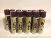 HEMP CHAP STICK  Lip Protection & Moisturizing Lip Balm New Sealed  12 Pcs