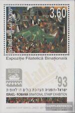 israël Bloc 47 (complète edition) neuf avec gomme originale 1993 Exposition phil