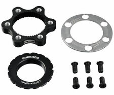 Shimano Sm-rtad05 Centrelock to Is 6 Bolt Hub Convertor Disc Rotor Adapter