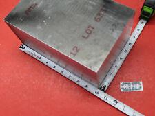 495x 643x 10 Aluminum 7075 T6511 Flat Bar Solid Plate Mill Stock