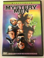 MYSTERY MEN - (DVD-2000) - Kultkomödie mit BEN STILLER