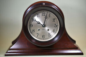 Chelsea Ship Bell Clock with stand