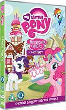 My Little Pony: A Pony Party [DVD].