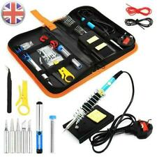 Soldering Iron Kit Electronics Welding Irons Tool 60w Adjustable Temperature C