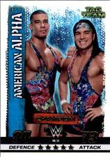 WWE Slam Attax - 10th Edition - Nr. 13 - American Alpha - Champion