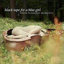 BLACK TAPE FOR A BLUE GIRL - THESE FLEETING MOMENTS [DIGIPAK] USED - VERY GOOD C