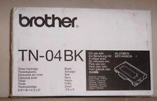 Original Brother tn-04bk Toner pour HL 2700cn MFC 9420cn Black carton C