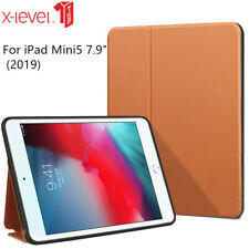 Original X-Level Business Case For Apple iPad Mini5 Pro Leather Flip Stand Cover