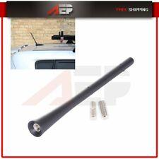 7 Inch Short  Stubby Car Antenna For BMW Audi Radio AM/FM  Aerial w/ M5 M6 Bolts