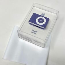 Apple iPod Shuffle 2nd Generation 1GB Purple A1204 PB233LL/A - New Sealed