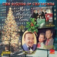 1 CENT CD VA Sounds of Christmas Rare Holiday Gems four aces three suns JASMINE