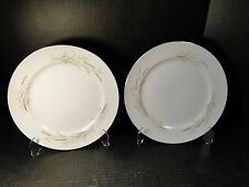 "Fine China of Japan Golden Harvest Bread Plates 6 1/4"" Set of 2"