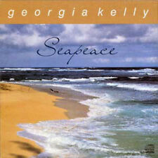 Seapeace CD:  Relaxing , Therapeutic Music by Georgia Kelly:  Harp & Violin