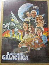 BATTLESTAR GALACTICA SPACE MOVIE 1980 VINTAGE POSTER GARAGE CNG269