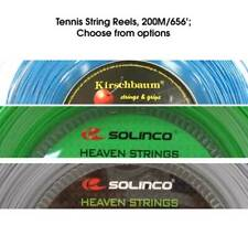 Polyester Tennis String Reel(s); 200M/656'; Price= 1 Reel (More in description)