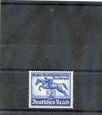 GERMANY Sc B172(MI 746)**VF NH 1940 GERMAN DERBY $40