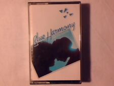 MC Blue harmony melodie d'amore cassette k7 BOB MITCHELL COME NUOVA LIKE NEW!!!