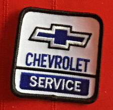 Chevrolet Service driver employee patch 2-1/2 X 2-1/2 #2446