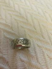 sterling silver size 5 Jes Maharry Freedom ring