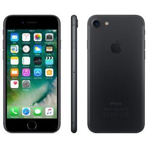 Apple iPhone 7 - 128 Go - Noir (Désimlocké)