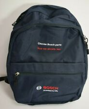 "Bosch 17"" Backpack Rucksack Car Parts Tools Work Carry/Storage Bag 4 Sections"