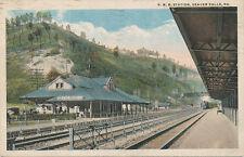 Beaver Falls PA * P.R.R. Station  1923 *