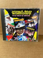 PARLIAMENT The Best Nonstop Mix CD Japan 12 tracks Casablanca PSCW-1044 obi