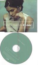 PROMO CD--TANITA TIKARAM --IF I EVER --