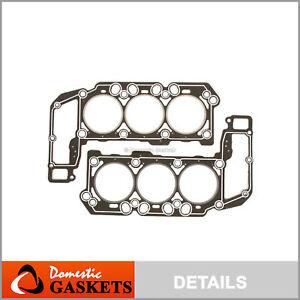 Fits 02-05 Dodge Dakota Duragno Ram Jeep Liberty 3.7L SOHC Grahpite Head Gasket