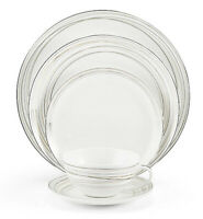 Mikasa Electric Boulevard Dinnerware Set 5 Piece Place Setting New!